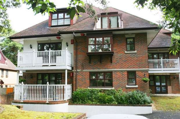 2 Bedrooms Flat for sale in Gulls Ridge, 63 Panorama Road, Poole, Dorset
