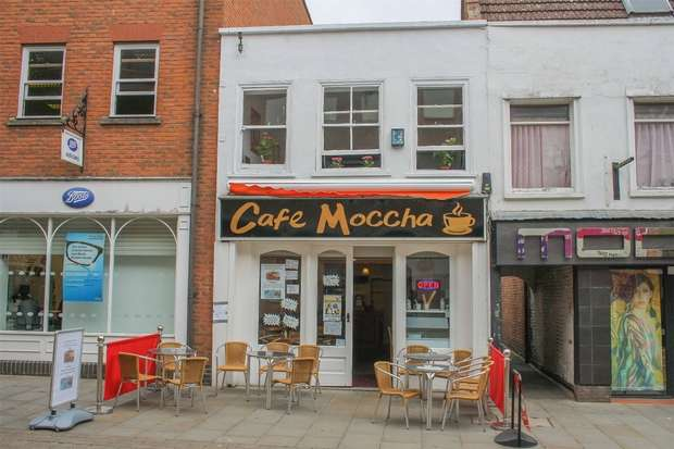 Commercial Property for sale in Cafe Moccha, King's Lynn