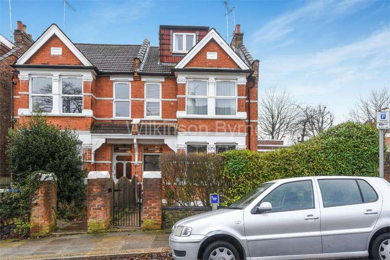 3 Bedrooms Flat for sale in Wilton Road, Muswell Hill