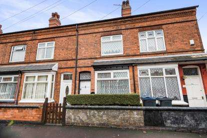 2 Bedrooms Terraced House for sale in Tintern Road, Birmingham, West Midlands