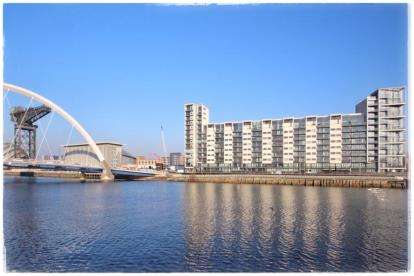 2 Bedrooms Flat for sale in Finnieston Street, Glasgow