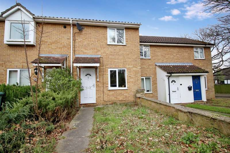 2 Bedrooms Terraced House for sale in The Seates, Taverham, Norwich