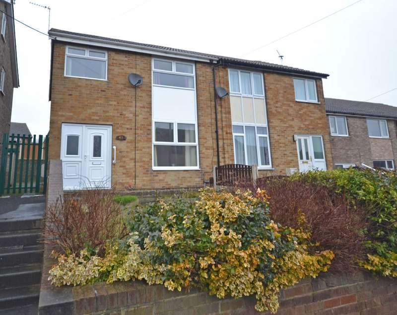 2 Bedrooms Semi Detached House for sale in Parkhill Grove, Wakefield