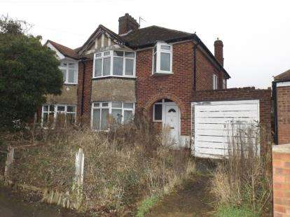 3 Bedrooms Semi Detached House for sale in The Hoo, Kempston, Bedford, Bedfordshire