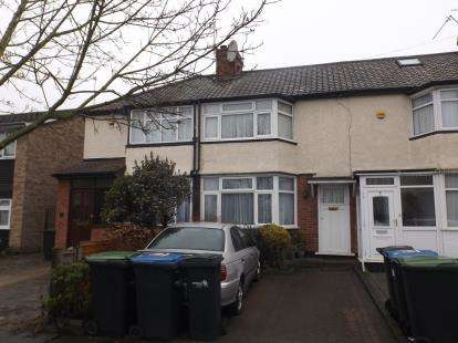 2 Bedrooms Terraced House for sale in Mayfield Crescent, London