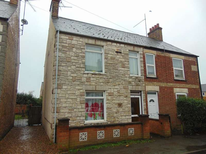 3 Bedrooms Semi Detached House for sale in Opportune Road, Wisbech, PE13 3AW