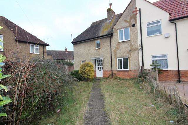3 Bedrooms Semi Detached House for sale in Narrow Way, Bromley, Kent, BR2 8JB