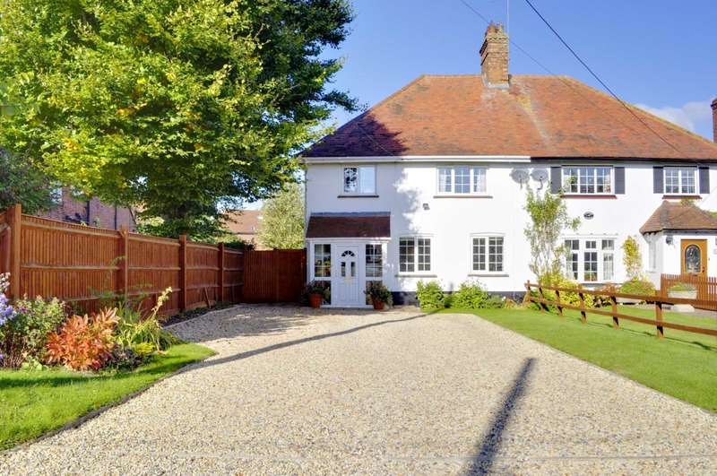 4 Bedrooms Semi Detached House for sale in Picts Lane, Princes Risborough