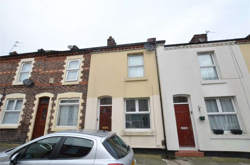 2 Bedrooms House for sale in Stockbridge Street, Liverpool, L5