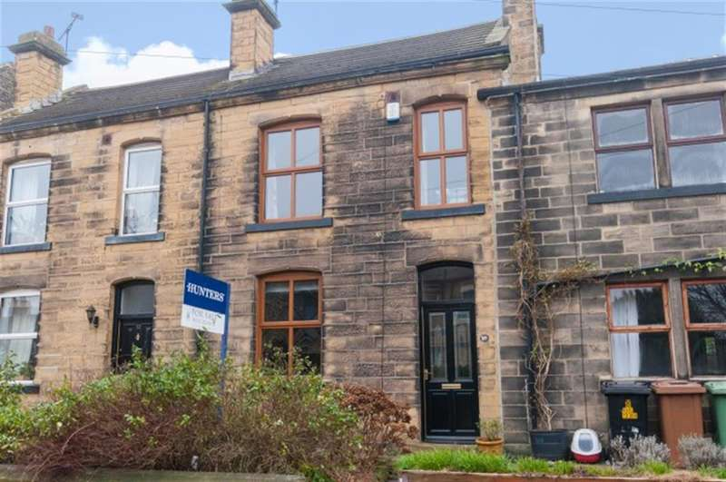 3 Bedrooms Terraced House for sale in Victoria Terrace, Pudsey, LS28