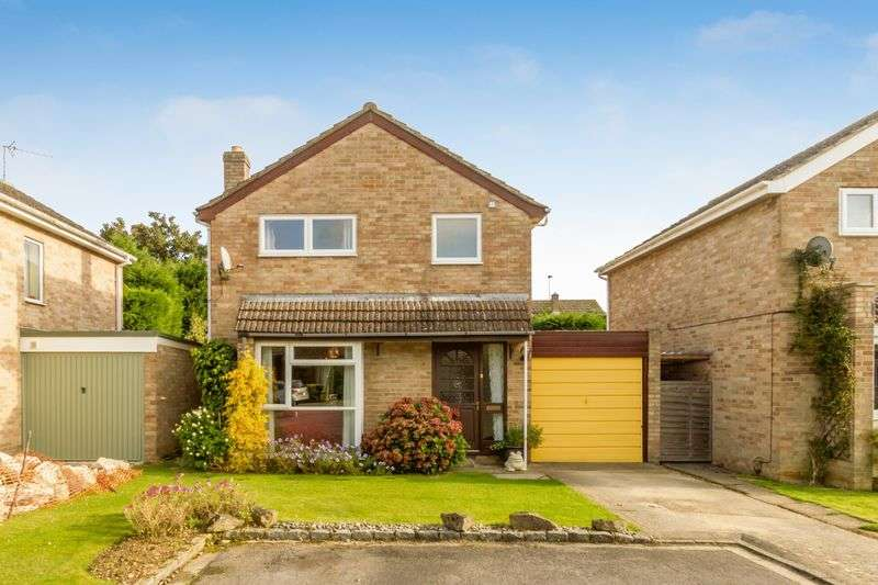 3 Bedrooms Detached House for sale in Walkers Close, Freeland