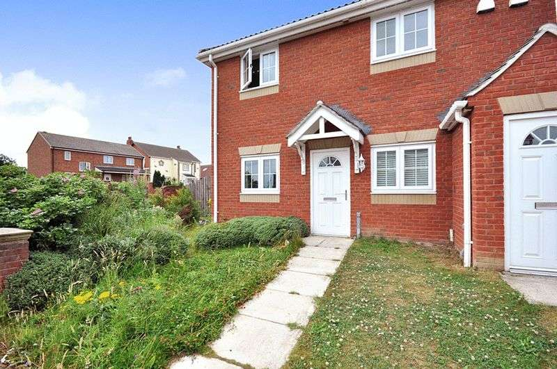 2 Bedrooms Flat for sale in Newton Grange, Hemsworth