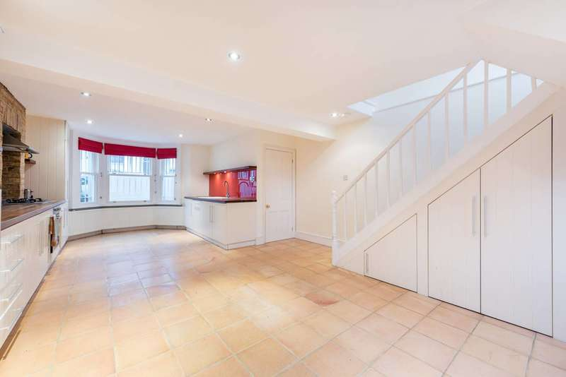 4 Bedrooms House for sale in Alkerden Road, Chiswick, W4