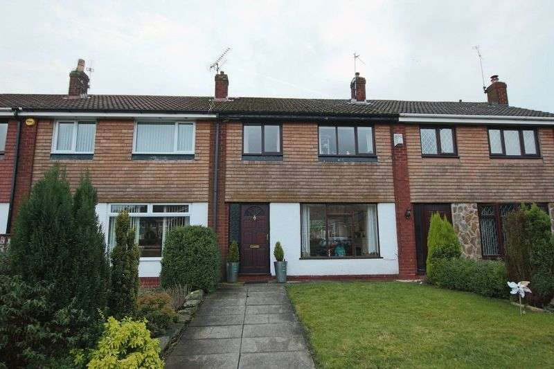3 Bedrooms Terraced House for sale in Birch Road, Wardle, Rochdale OL12 9LH