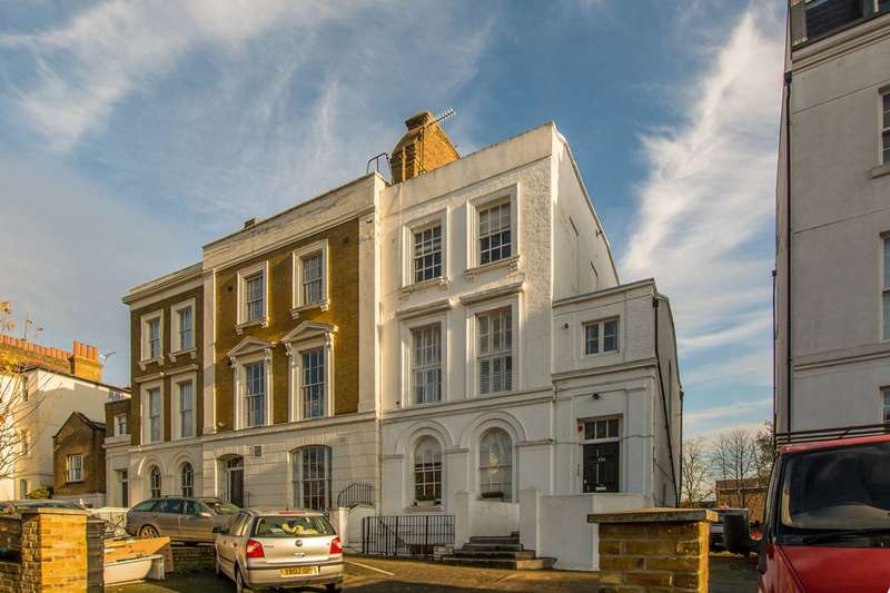 2 Bedrooms Flat for sale in Albion Road, Stoke Newington, N16