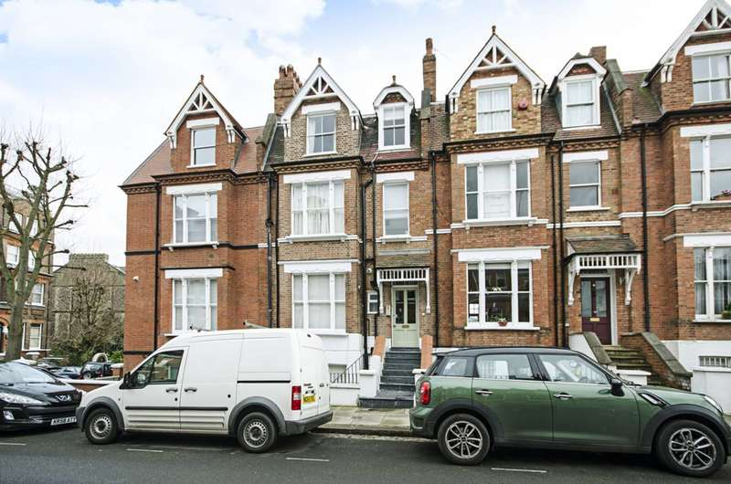 Studio Flat for sale in Willoughby Road, Hampstead, NW3