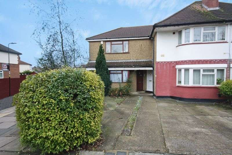 1 Bedroom Flat for sale in Wood End Lane, Northolt