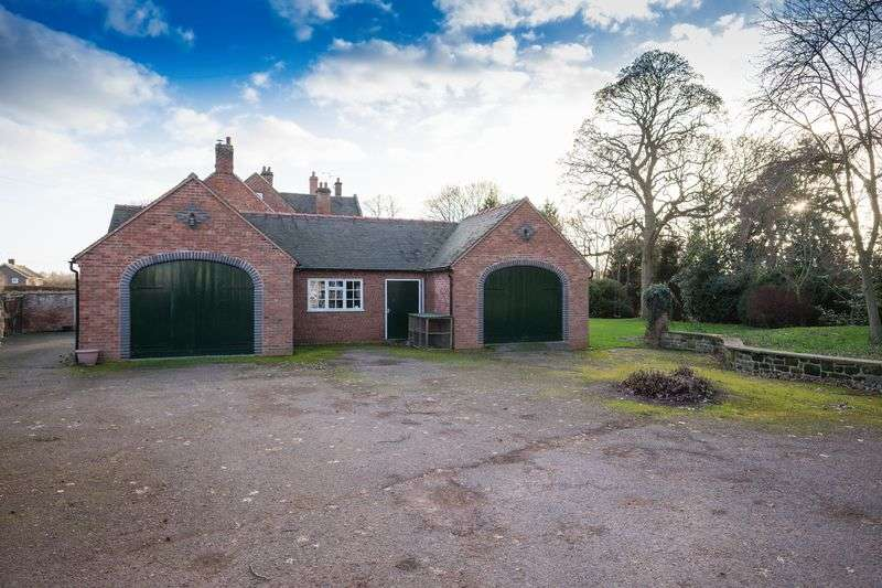 2 Bedrooms Detached Bungalow for sale in Tong, Shifnal, Shropshire