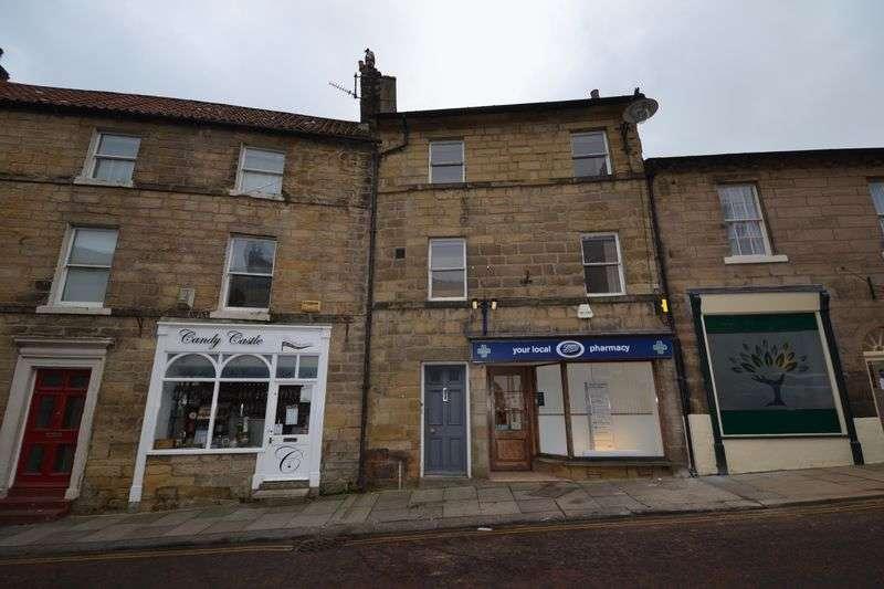 2 Bedrooms Flat for sale in Fenkle Street, Alnwick