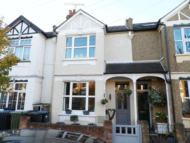3 Bedrooms Terraced House for sale in Kynaston Road, Enfield