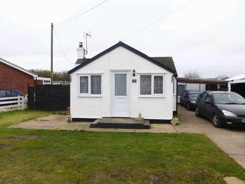 3 Bedrooms Detached Bungalow for sale in Hemsby