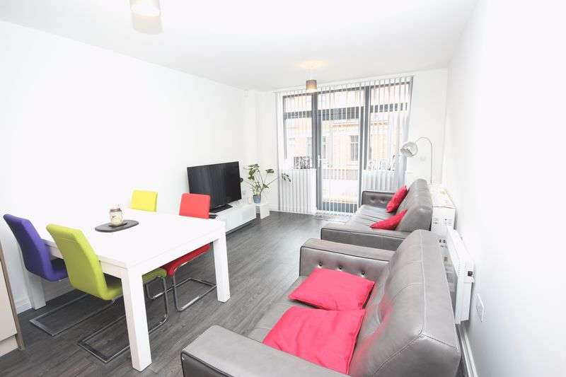 2 Bedrooms Flat for sale in Metalworks, Jewellery Quarter
