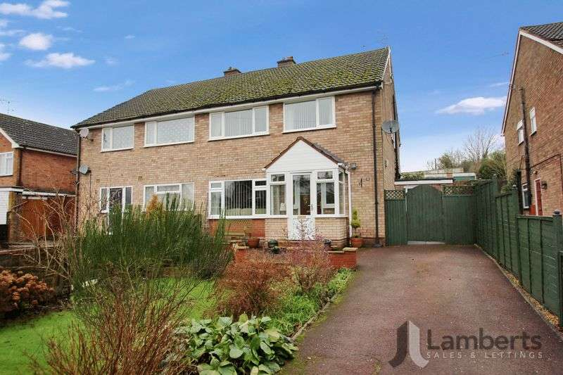 3 Bedrooms Semi Detached House for sale in Lower Cladswell Lane, Cookhill