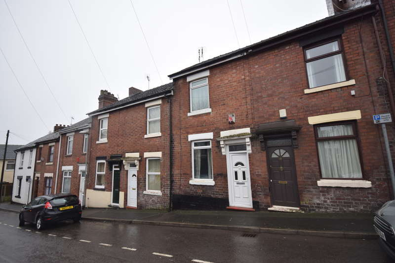 2 Bedrooms Terraced House for sale in Meir View, Meir, Stoke-on-Trent