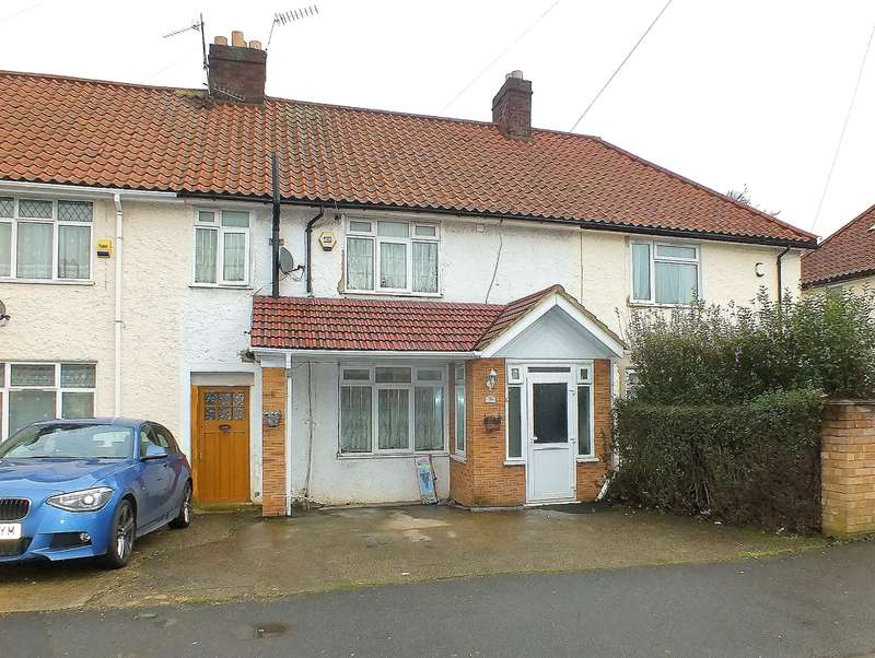 5 Bedrooms Terraced House for sale in Minet Drive, Hayes, UB3 3JN