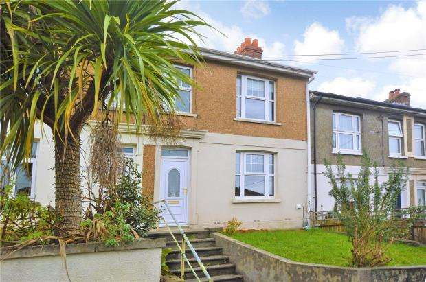 4 Bedrooms Terraced House for sale in Lucas Lane, Plympton, Plymouth