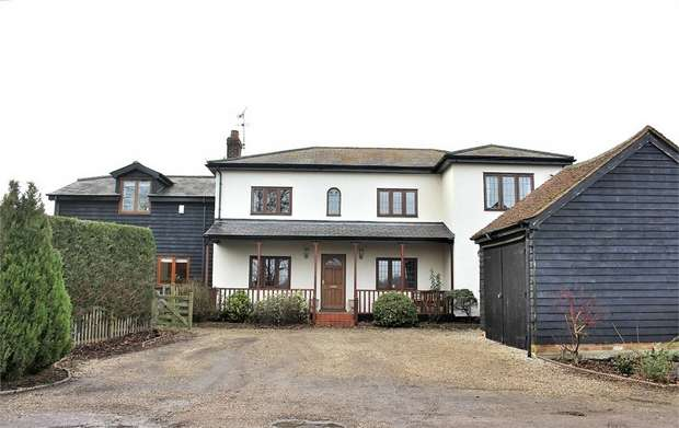6 Bedrooms Detached House for sale in Stebbing, Dunmow, Essex