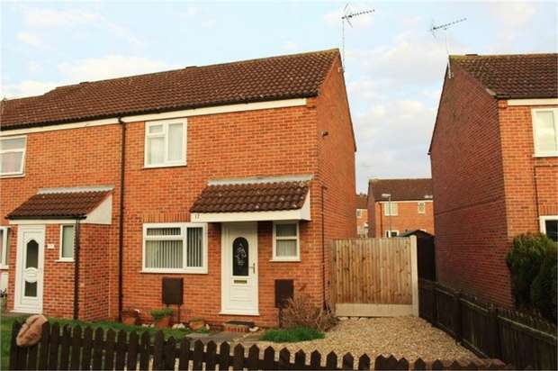 2 Bedrooms End Of Terrace House for sale in Magdalene View, Newark, Nottinghamshire