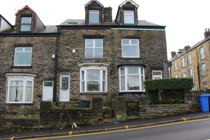 4 Bedrooms Terraced House for rent in Walkley Road, Walkley
