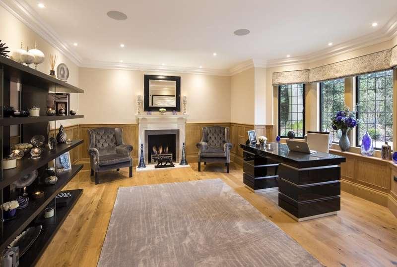 6 Bedrooms Detached House for sale in Gregories Road, Beaconsfield, HP9
