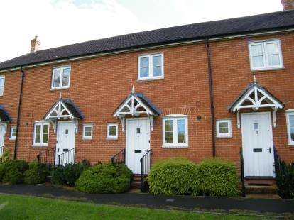 2 Bedrooms Terraced House for sale in Gillingham, Dorset