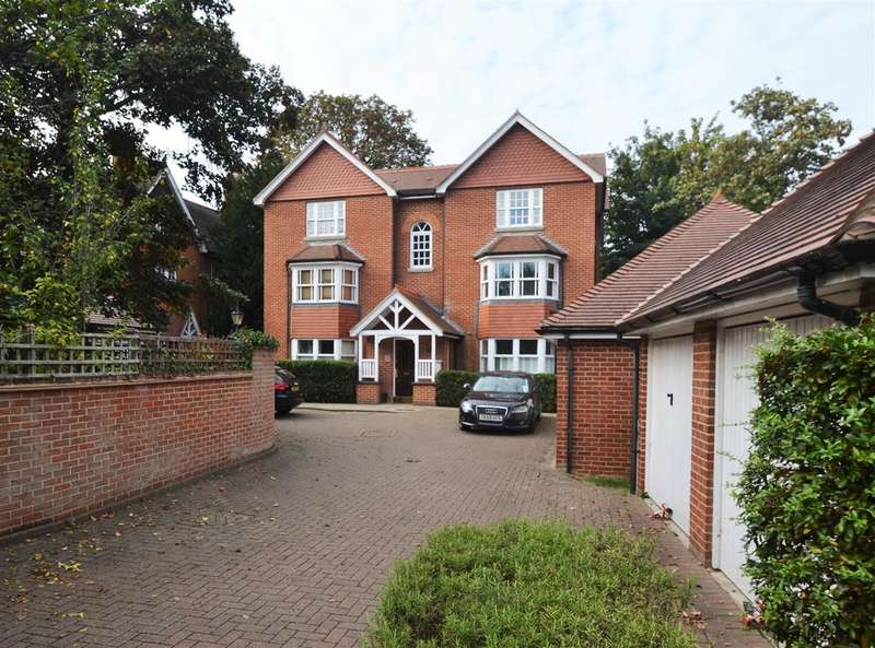 3 Bedrooms Apartment Flat for sale in The Oriels, 146 Kingston Road, Wimbledon