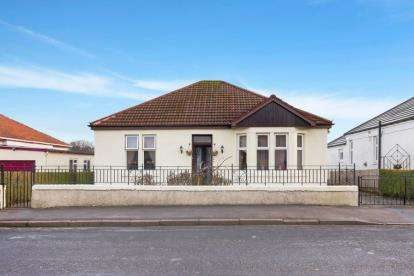 2 Bedrooms Bungalow for sale in Commercial Road, Barrhead