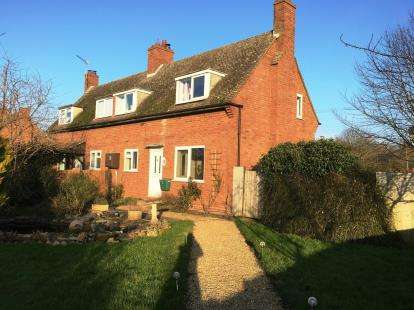 3 Bedrooms Semi Detached House for sale in Redmere, Ely, Cambridgeshire