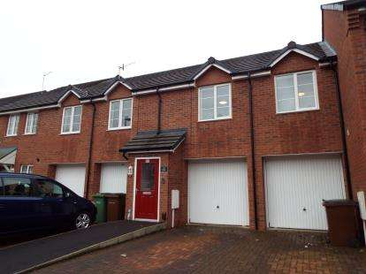 2 Bedrooms Maisonette Flat for sale in Bakewell Drive, Top Valley, Nottingham, Nottinghamshire