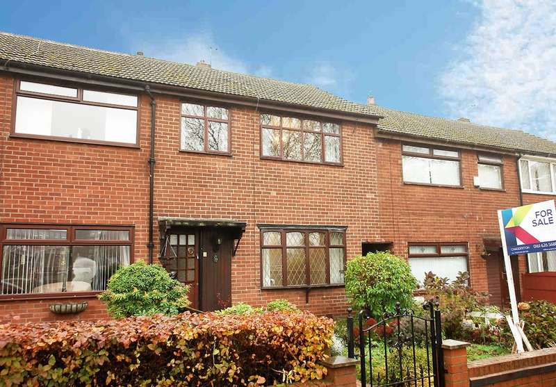 3 Bedrooms Town House for sale in 6 Priory Grove, Chadderton, Oldham
