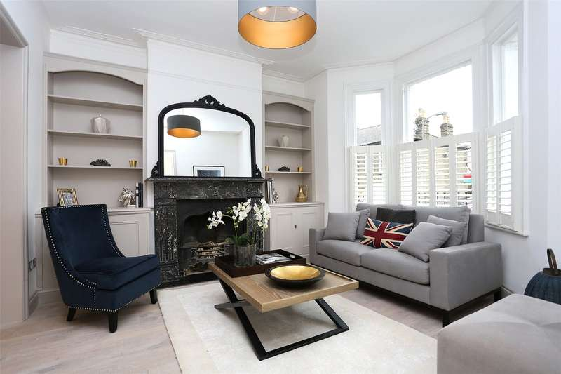 4 Bedrooms House for sale in Fullerton Road, Wandsworth, London, SW18