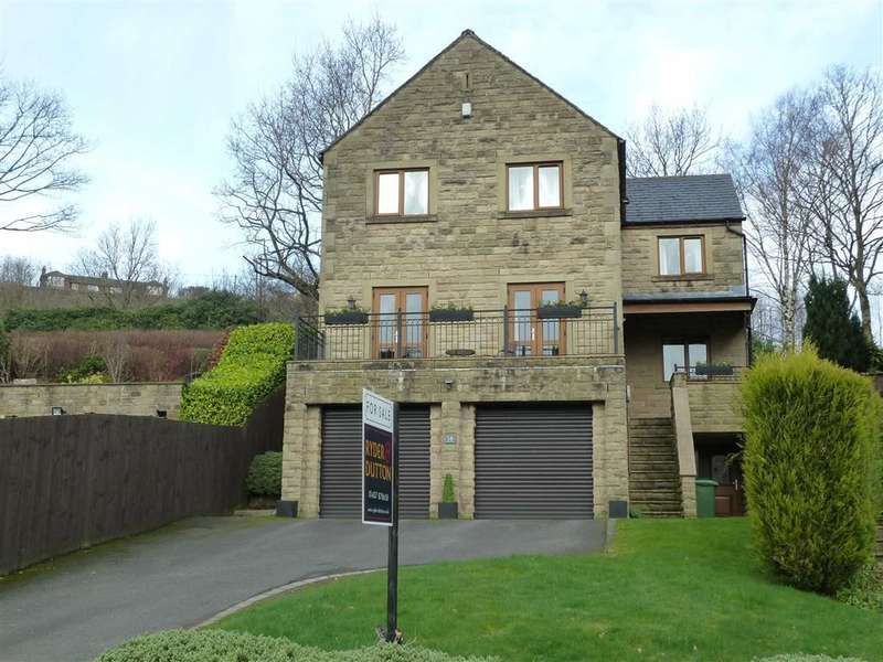 4 Bedrooms Property for sale in Low Grove Lane, Greenfield, SADDLEWORTH, OL3