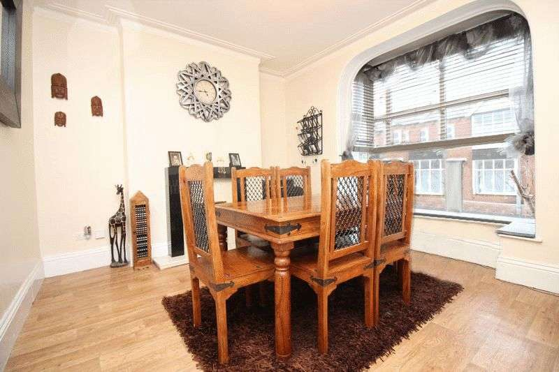 3 Bedrooms Terraced House for sale in Lonsdale Road, Bolton, BL1