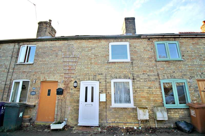 2 Bedrooms Terraced House for sale in Holwell Road, Pirton, Hitchin, SG5