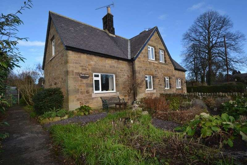 2 Bedrooms House for sale in Lesbury, Alnwick