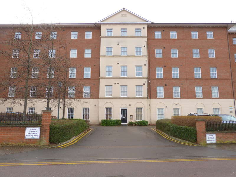 2 Bedrooms Flat for sale in Victoria House, Mayhill Way, Gloucester