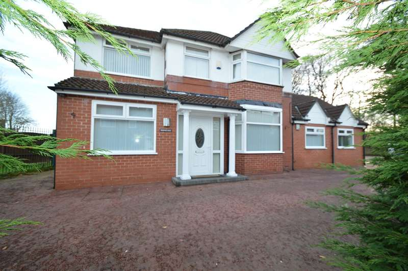 4 Bedrooms Detached House for sale in St Margarets Road, Prestwich, Manchester, M25