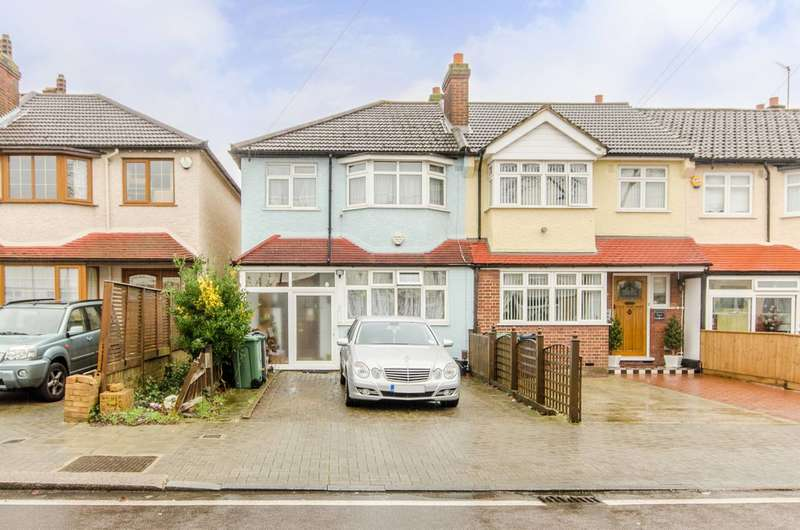 3 Bedrooms House for sale in Sherwood Avenue, Streatham Vale, SW16