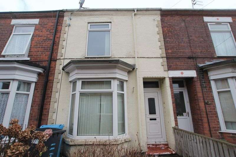 2 Bedrooms Terraced House for sale in Park Grove, Hull