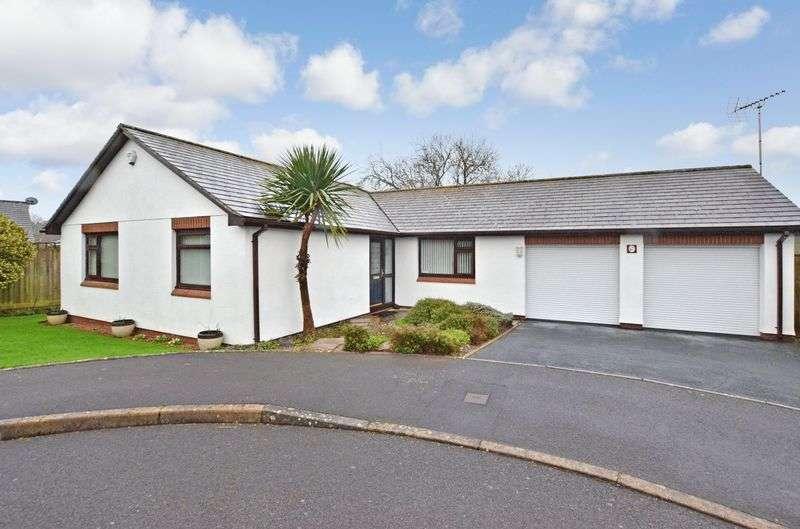 3 Bedrooms Detached Bungalow for sale in Mapledene Close, Stoke Gabriel